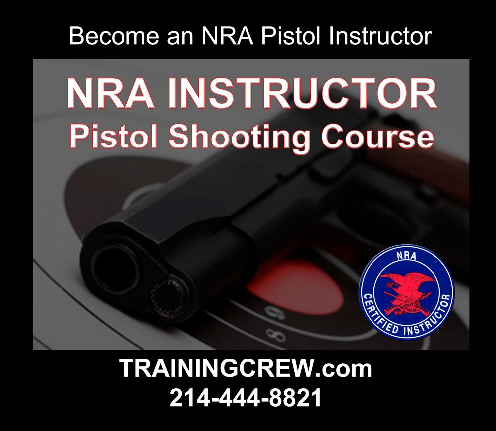 NRA Pistol Instructor Course
